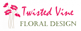 twisted vine floral designs